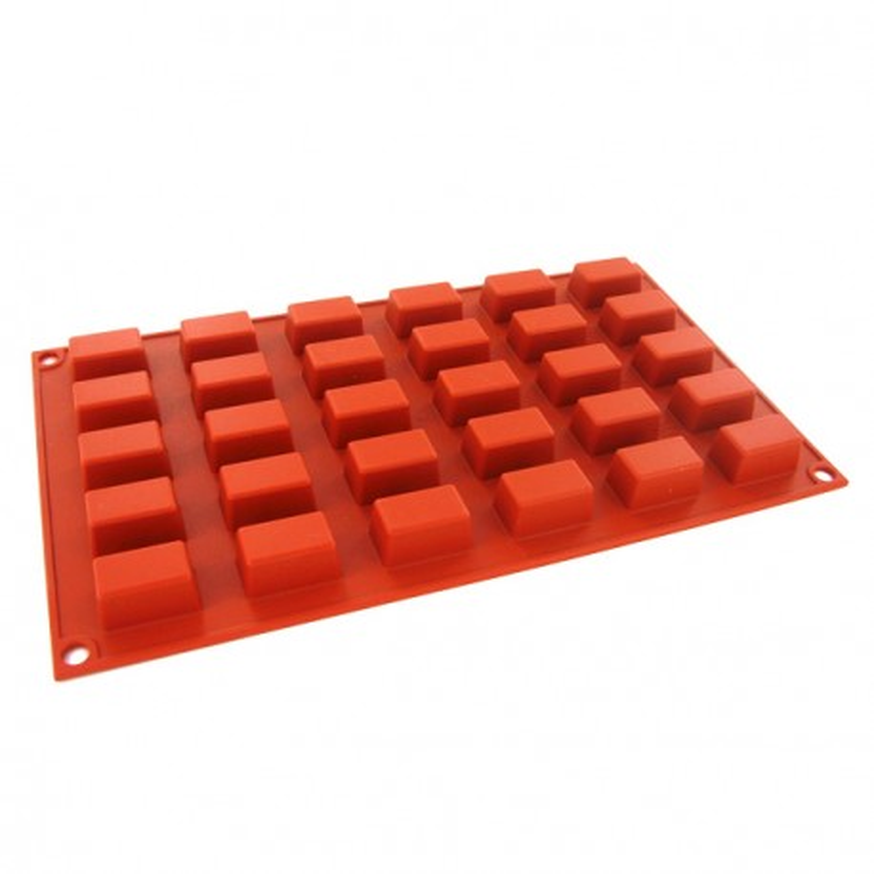 Moule silicone 30 mini blocs
