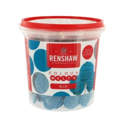 Colour Melts bleu Renshaw 200 g