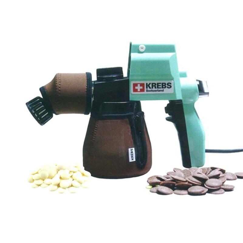 Pistolet électrique spécial chocolat Hotchoc