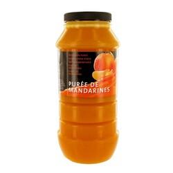 Purée de mandarines 1 kg Pellorce & Jullien