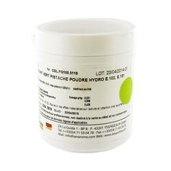 Colorant poudre alimentaire Vert Pistache 100 g