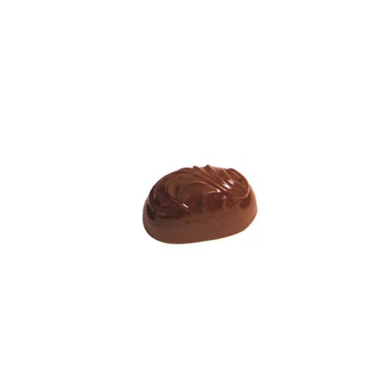 Moule chocolat bonbons ovales