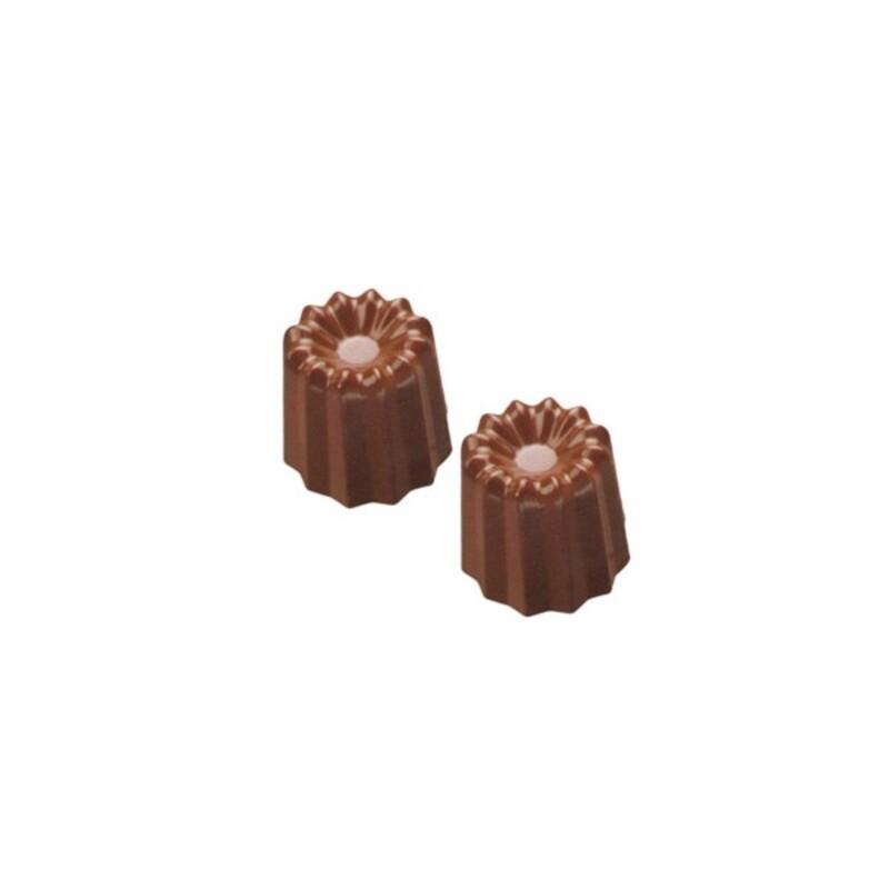 Moule chocolat petits cannelés
