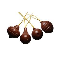 Moule chocolat Boules de Noel