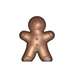 Moule chocolat grand Bonhomme pain d'épices