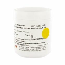 Colorant poudre alimentaire Mandarine 100 g