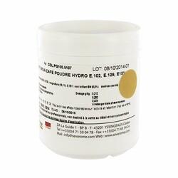 Colorant poudre alimentaire Café 100 g