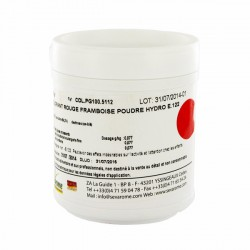 Colorant poudre alimentaire Rouge Framboise 100 g
