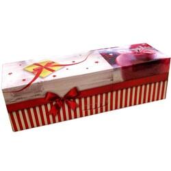 Boîte à bûche Ruban (x25)