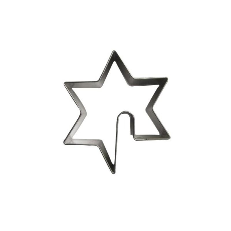Emporte-pièce étoile à accrocher 5,5 cm