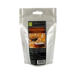 Sucre d'érable Patisdécor 125 g