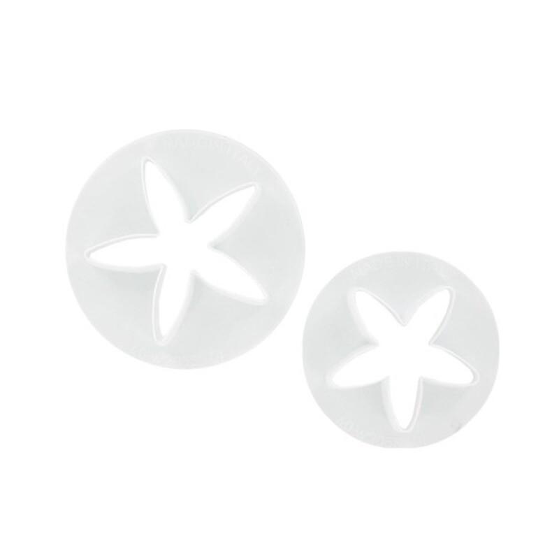 Découpoirs edelweiss Technicake (x2)