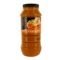 Purée d'abricots 1 kg Pellorce & Jullien