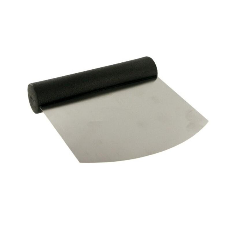 Coupe Pâte inox lame ronde rigide