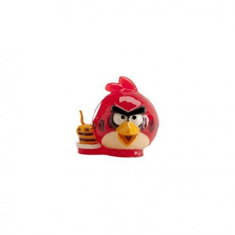 Bougie anniversaire Angry Birds