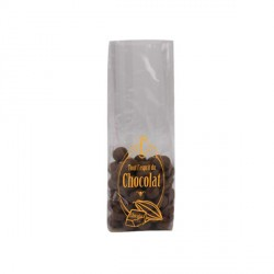 Sachet fond carton Esprit Choco Orange (x100)