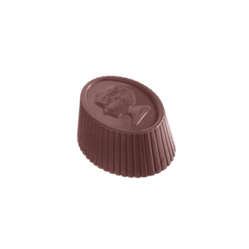 Moule chocolat bonbons camées