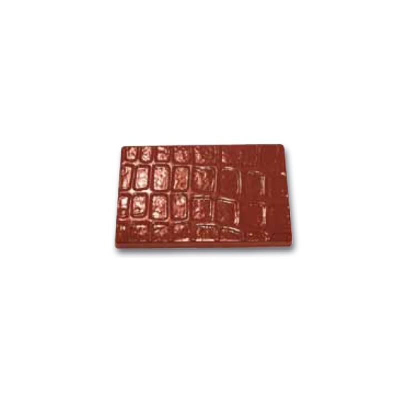 Moule chocolat Napolitains Croco