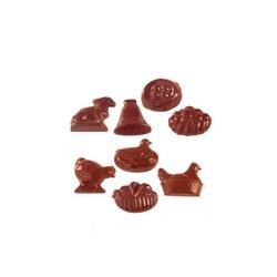 Moule chocolat fritures de Pâques 3,5 cm