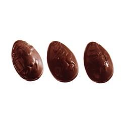 Moule oeuf chocolat Lapin activités
