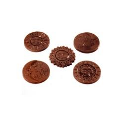 Moule chocolat caraques astronomie
