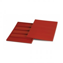 Moule silicone 5 Barres