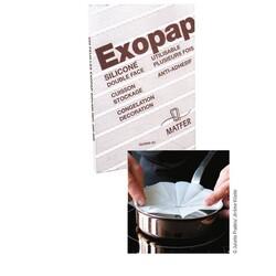Papier cuisson Exopap 53x32cm (x500)