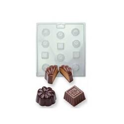Moule chocolat PVC petites bouchées