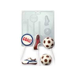 Moule chocolat PVC football