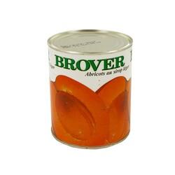 Abricots au sirop léger 850 ml
