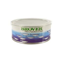 Filets d'anchois à l'huile 600 g