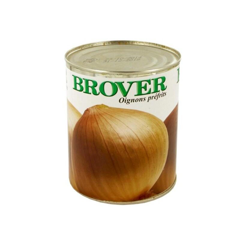 Oignons préfrits 850 ml