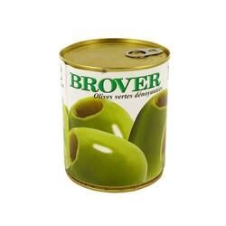 Olives vertes dénoyautées 850 ml