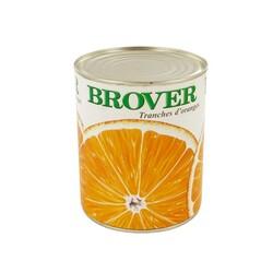 Tranches d'oranges 850 ml