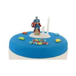 Kit bougie Avengers