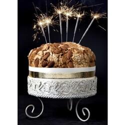 Contour de gâteau individuel embossé 45 mm (20 m)