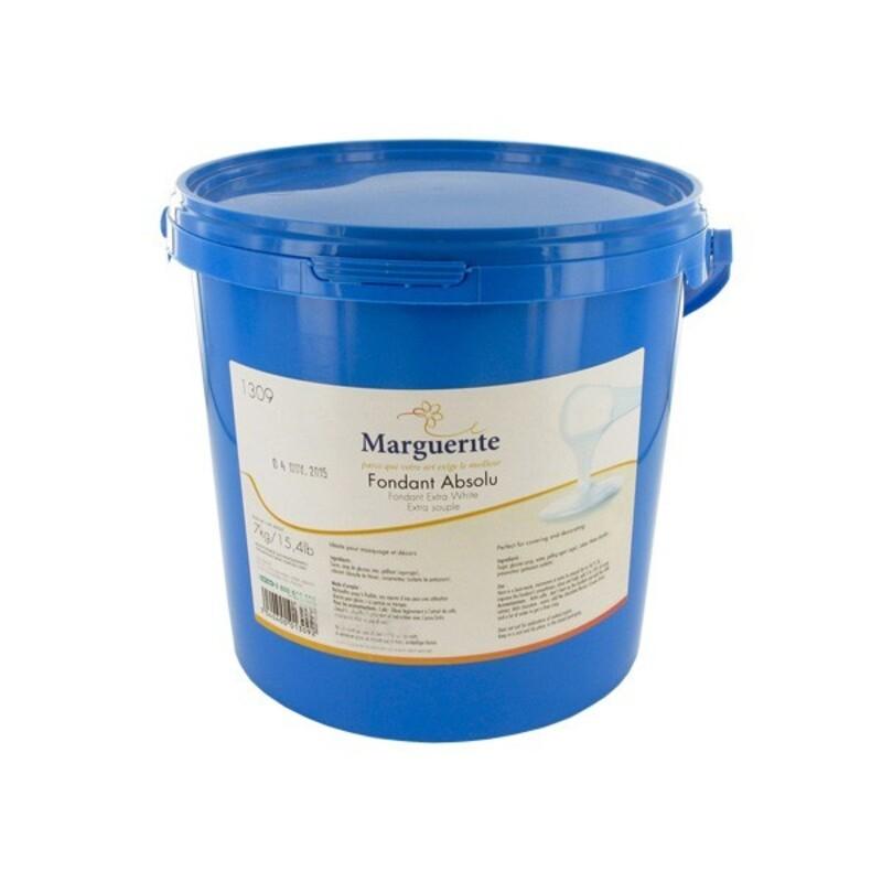 Fondant Absolu Marguerite 7 kg