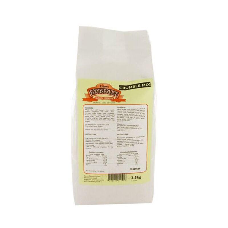 Préparation crumble mix 3,5 kg