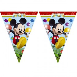 Banderole fanions Club Mickey