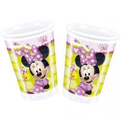Gobelets en plastique Minnie (x8)