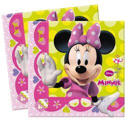 20 Serviettes en papier Minnie