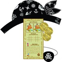 Kit chasse au trésor Jake le Pirate