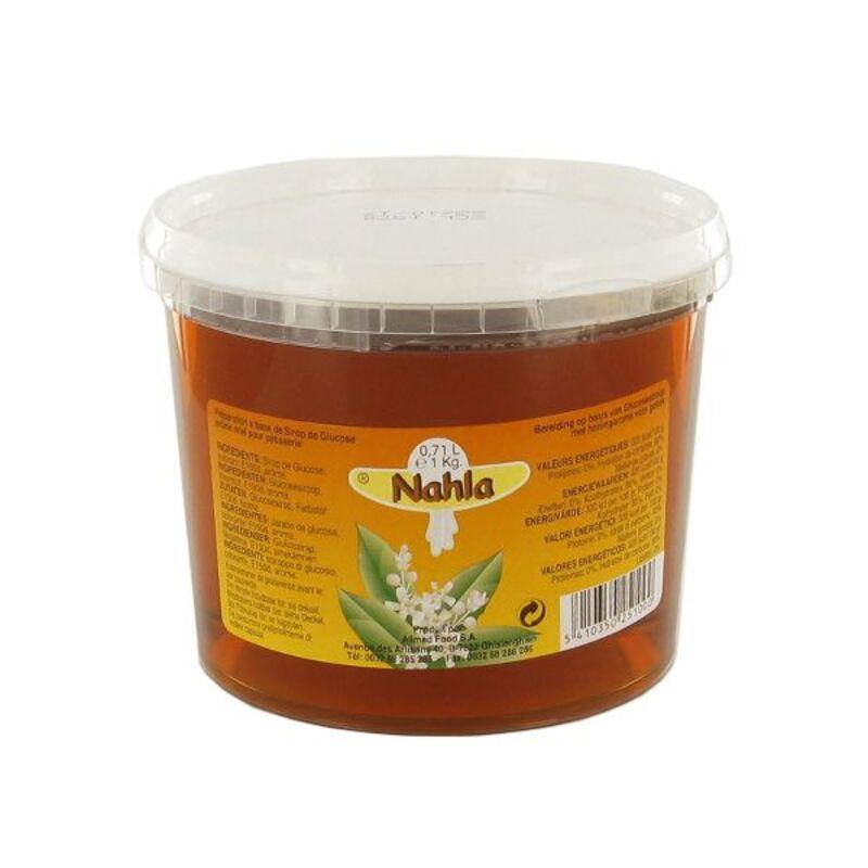 Préparation à base de sirop de glucose arôme miel 1 kg