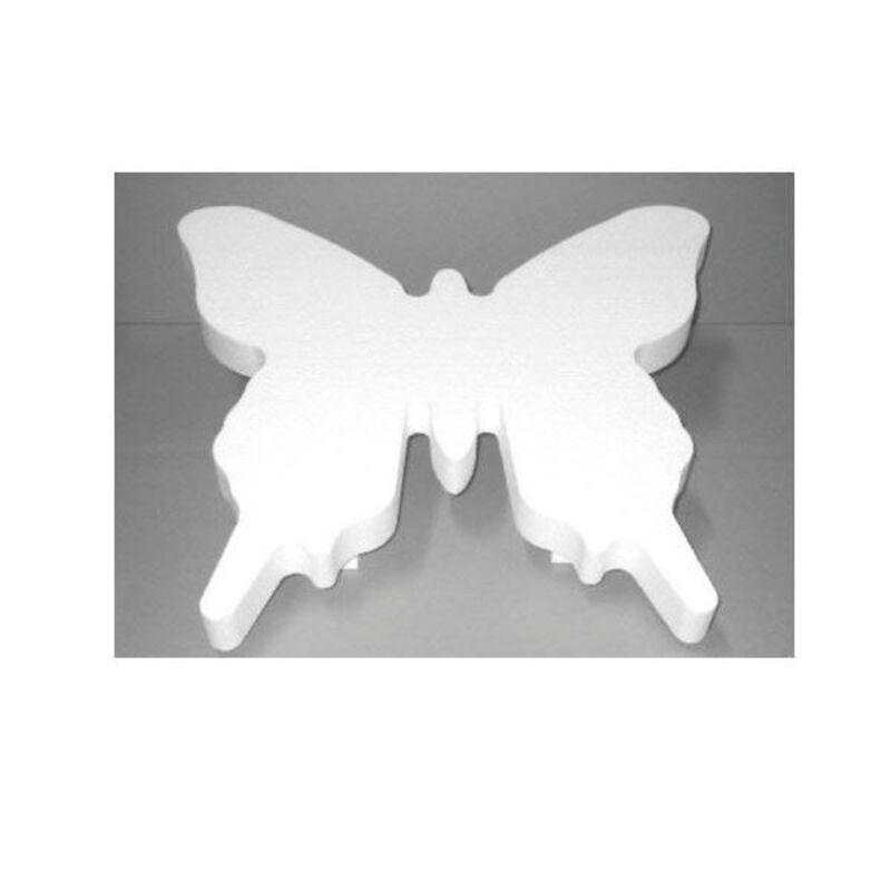 Présentoir polystyrène Papillon Machaon