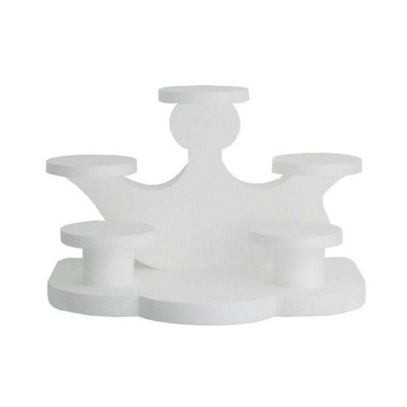 Présentoir entremets polystyrène Dilka