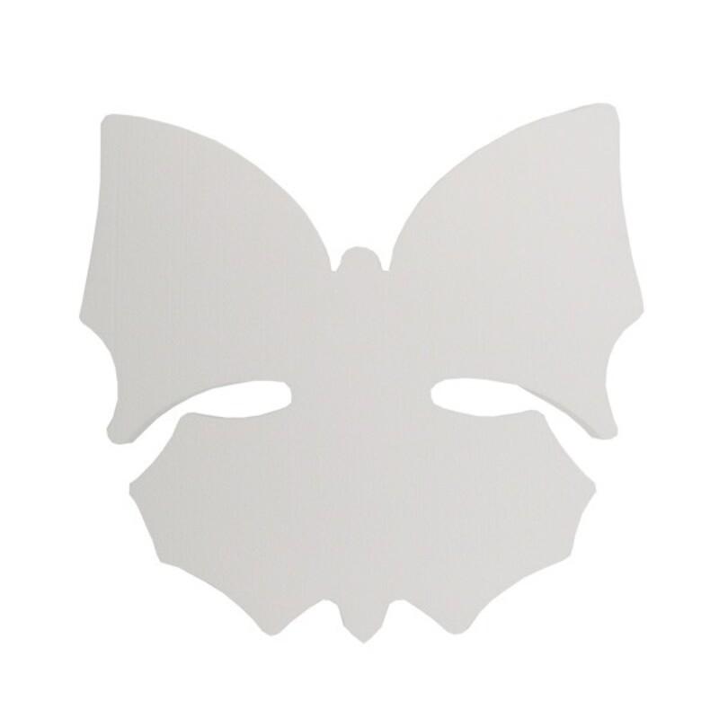 Présentoir polystyrène Papillon