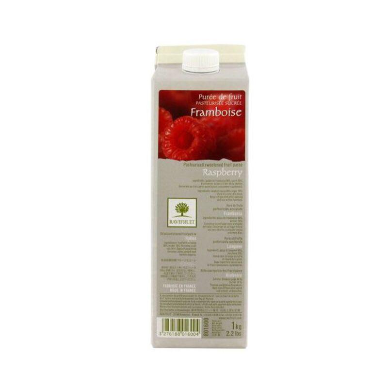 Purée de framboises Ravifruit 1 kg
