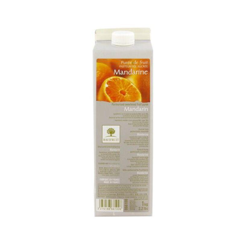 Purée de mandarines Ravifruit 1 kg