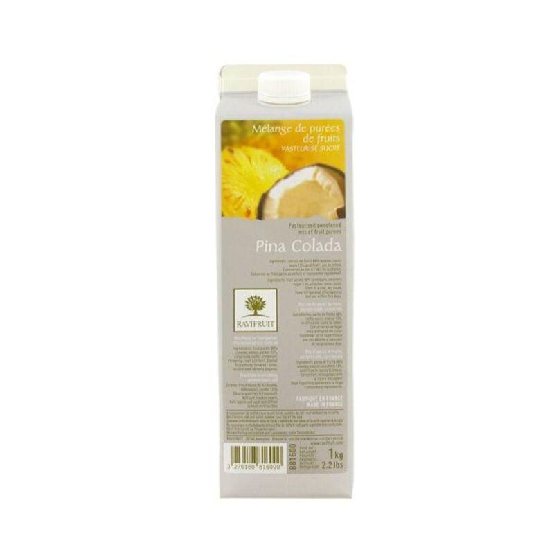 Purée de pina colada Ravifruit 1 kg