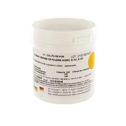 Colorant poudre alimentaire orange 100 g
